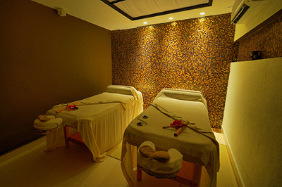 Chocolate Massage for Two